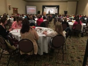 Amy Howell Keynote Speaker to the Missouri Bankers Association at the Women's Banking Conference